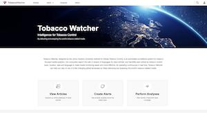Tobacco Watcher